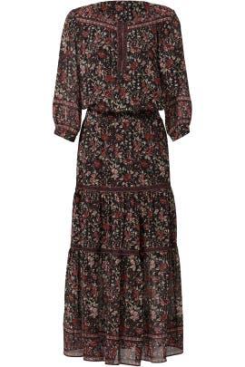 148b7d7e0a1 Navy Clover Maxi Dress by Joie for  90