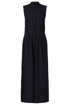 Dark Blue Jumpsuit by Mossi