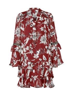 Cherise Combo Dress by Parker