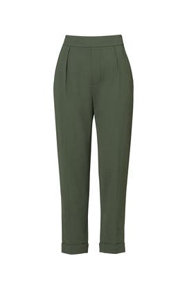Ivy Pleated Pants by VINCE.