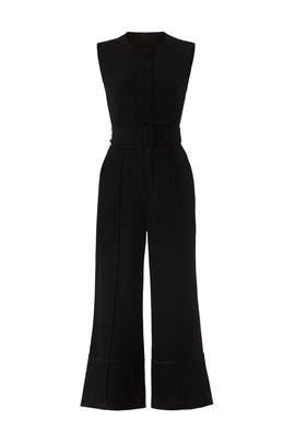 Button Down Jumpsuit by Derek Lam 10 Crosby
