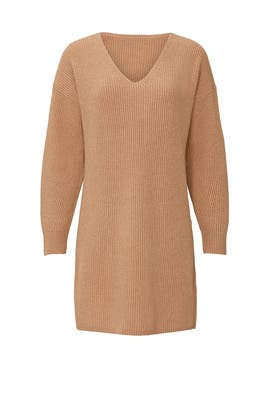 V-neck Mini Sweater Dress by Madewell