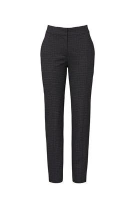 Slim Plaid Pants by Thakoon Collective
