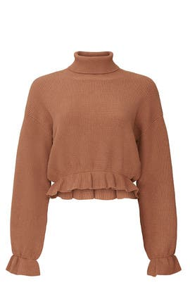 All My Friends Frill Sweater by MINKPINK