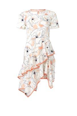 Moana A-Line Dress by STYLESTALKER