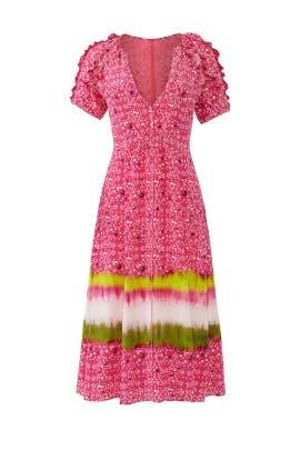 Luciana Dress by Tanya Taylor