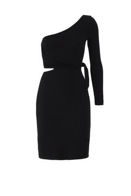 Black Bliss Dress by Flynn Skye