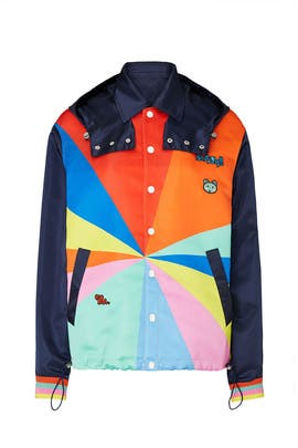 Mr. x Mira Mikati Bomber Jacket by Mira Mikati