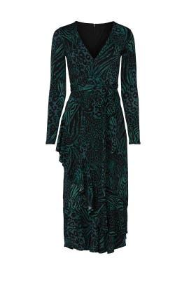 Printed Paloma Dress by Rachel Rachel Roy
