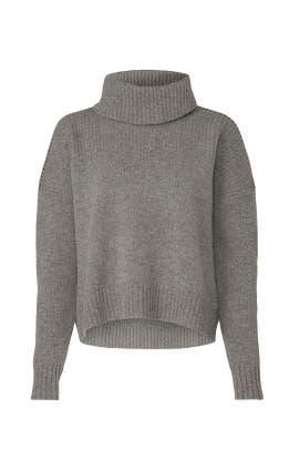 Contrast Stitch Sweater by Jason Wu
