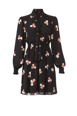 Dusk Buds Print Dress by kate spade new york