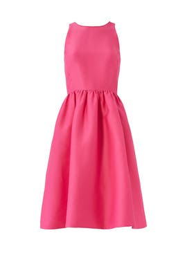 Bougainvillea Bow Back Dress by kate spade new york