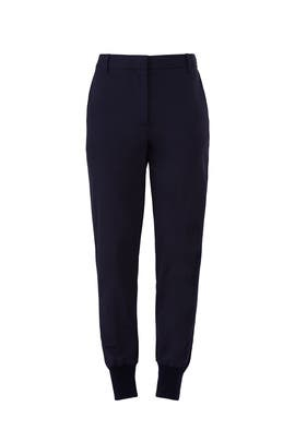 Navy Jogger Pants by 3.1 Phillip Lim