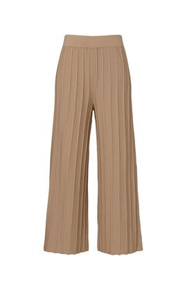 Wide Ribbed Pants by Theory