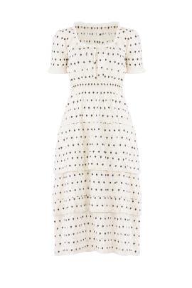 Polka Dot Heather Dress by LoveShackFancy