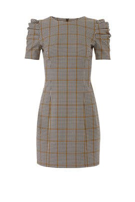 Plaid Westwick Dress by Amanda Uprichard