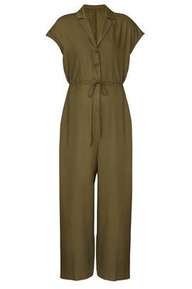 Alina Maternity Jumpsuit by GeBe Maternity