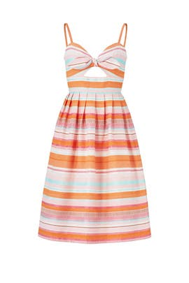 Spring Stripe Dress by Hutch