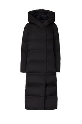 Cloudscape Wrap Waterproof Puffer Coat by Lululemon