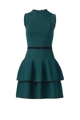 Green Ryker Dress by Parker