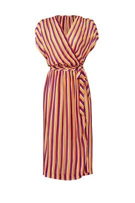 Chiapas Wrap Dress by Trina Turk
