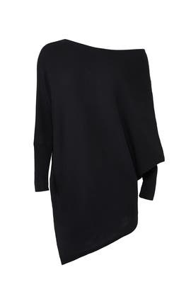 Black Dash Sweater by Wish