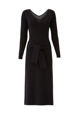Black Vikki Dress by Charli