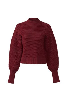 Aria Knit Sweater by C/MEO COLLECTIVE
