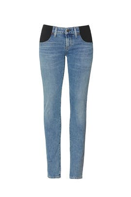 Racer Maternity Jeans by Citizens Of Humanity