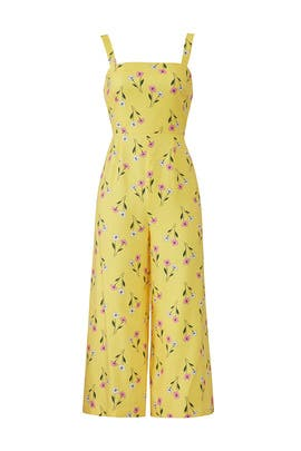 Limonchello Jumpsuit by FINDERS KEEPERS