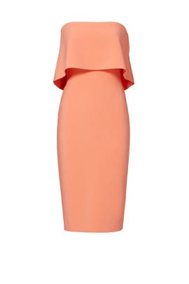Apricot Driggs Dress by LIKELY