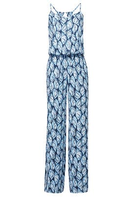 fca2098ed50f Blue Dusk Jumpsuit by Lilly Pulitzer for  35 -  45