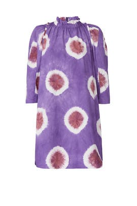 Tie Dye Tunic Dress by Sea New York