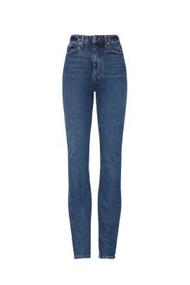 Daria Slim Jeans by Khaite