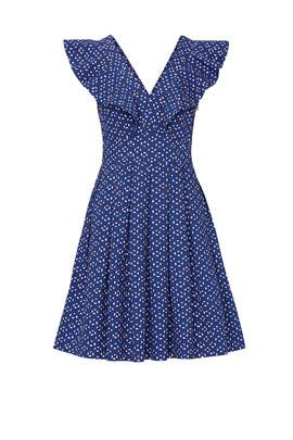Geo Dot Dress by kate spade new york