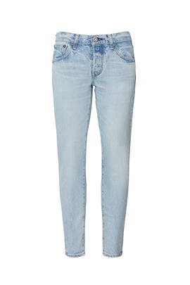 Camilla Tapered Rigid Jeans by MOUSSY VINTAGE