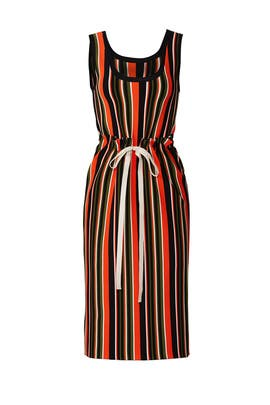 Striped Knit Tank Dress by Proenza Schouler