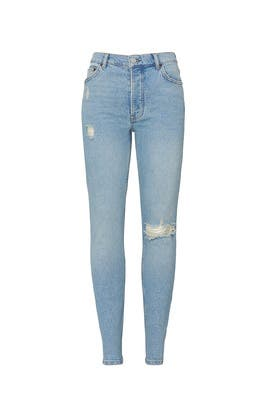 Lanai Serena High Skinny Jeans by Reformation