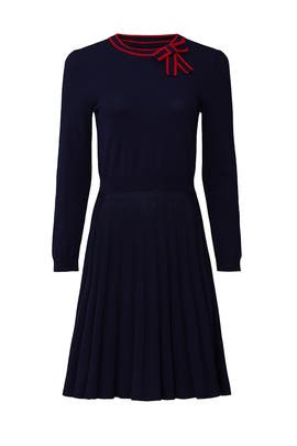 Bow Sweater Dress by Draper James