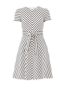 Striped Avery Dress by Hutch