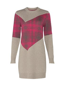 Argyle Sweater Dress by Thakoon Collective