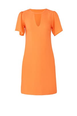 Orange Anderson Dress by Trina Turk