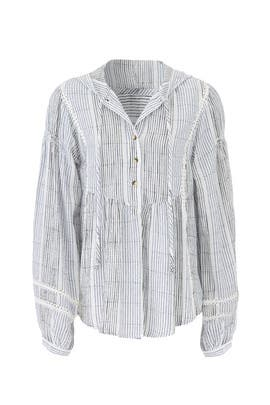 Baja Babe Striped Pullover by Free People