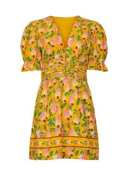 Mini Cashew Mini Dress by FARM Rio
