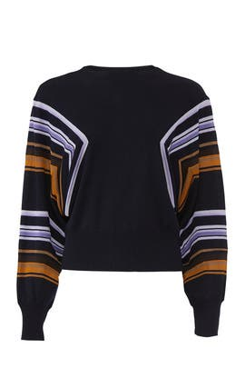 Stripe Dolman Sweater by Marni