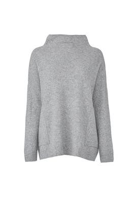 Grey Big Easy Sweater by BROWN ALLAN