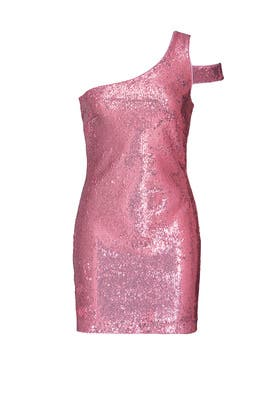 Sequin Toscano Dress by LIKELY
