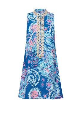 Blue Jane Shift by Lilly Pulitzer