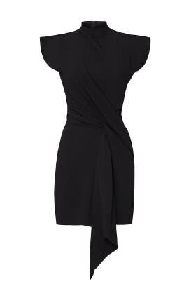Draped Tasha Dress by Nina Ricci