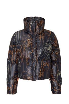 Jasia Puffer Jacket by Sosken